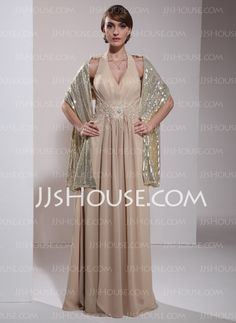 - $138.99 - Sheath Halter Floor-Length Chiffon  Charmeuse Golden Globe Style Dresses With Ruffle (027003903) http://jjshouse.com/Sheath-Halter-Floor-length-Chiffon-Charmeuse-Golden-Globe-Style-Dresses-With-Ruffle-027003903-g3903