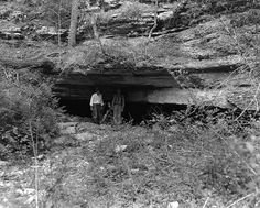 Lebanon, TN  ...they used to run shine through these caves ...from Lebanon on into the Glade ...