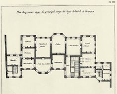 Floor Plans: Castles & Palaces on Pinterest | Floor Plans ...