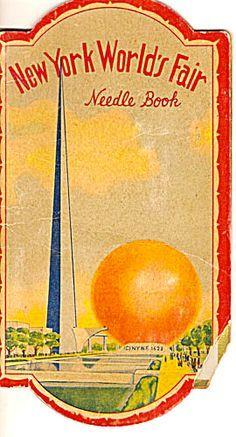 1939 | New York | World Fair | Building the World of Tomorrow ...