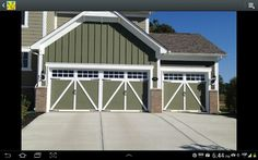 The Overhead Door Company Of Indianapolis Clopay Grand Harbor Carriage House Garage Doors