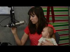 "▶ Francesca Battistelli sings ""You're Here"" live for our Christmas special - YouTube"