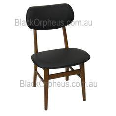 Gangnam Dining Chair Black - Black Orpheus