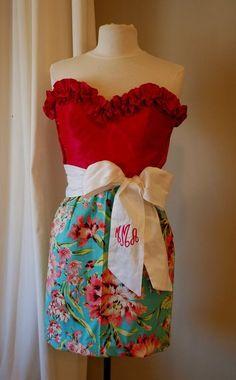 LaRoque custom dress boutique.
