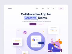 designed by Tran Mau Tri Tam ✪. Connect with them on Dribbble; the global community for designers and creative professionals. Web Ui Design, Best Web Design, Web Design Trends, Page Design, Branding Design, Vintage Web Design, Dashboard Interface, Ui Ux, Blog Website Design