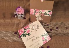 Butterflay Designed wedding card on printmarket.eu. Very nice and special design