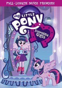 Amazon.com: My Little Pony: Equestria Girls: Tara Strong, Ashleigh Ball, Jayson Thiessen: Movies & TV