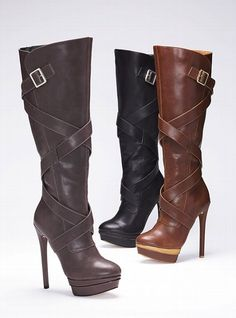 Colin Stuart NEW! Belted Platform Boot #VictoriasSecret http://www.victoriassecret.com/shoes/whats-new/belted-platform-boot-colin-stuart?ProductID=77757=OLS?cm_mmc=pinterest-_-product-_-x-_-x
