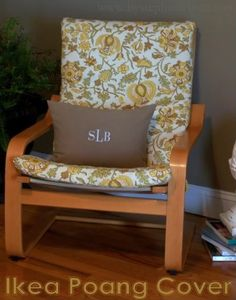 Make A Replacement Cover For An Ikea Poang Chair By Tstauss2
