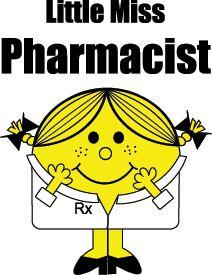 Little Miss Pharmacist