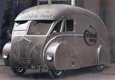 Holland Coachcraft Van 2