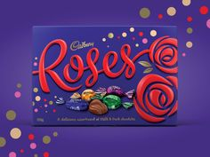 Cadbury Roses on Packaging of the World - Creative Package Design Gallery