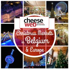 Our schedule of Christmas Markets in Belgium and Holiday Events and Fairs around Europe, for 2014.