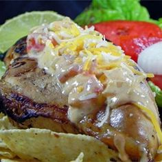 """Restaurant-Style Tequila Lime Chicken 