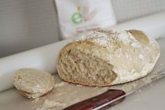 no soup for you: Artisan Bread