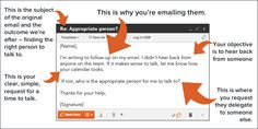 This a great example of a cold-calling email that works!