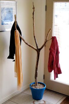 Unique Hall Tree Coat Racks