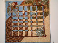 šavi patchwork - Fotoalbum - 1) Moje šití (My handworks) - Nástěnné quilty, obrázky (Wallhanging quilts)