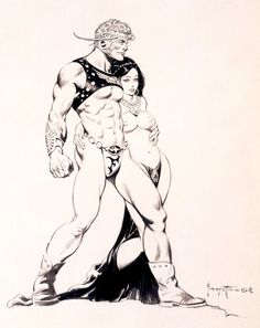 Flash Gordon ● Frank Frazetta