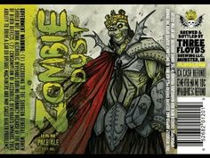 Beer Review: Talking 3 Floyds Brewing Zombie Dust