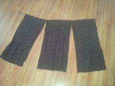 Ponyava; Pan'ova; Panova; Poneva – Wrap around skirt - pattern and history