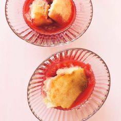 Strawberry Pudding, Ricardo Recipe, Pudding Cake, Desert Recipes, Sweet Bread, Sweet Tooth, Deserts, Fruit, Food