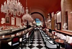 Book Baccarat Hotel in New York City on Inside Hotels. We guarantee the best rate for your room reservation at Baccarat Hotel. Nyc Hotels, New York Hotels, Hotels And Resorts, Best Hotels, Luxury Hotels, Luxury Lodges, Luxury Travel, New York Bar, New York City