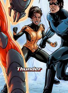 Sandy Ricks Character Comic Vine
