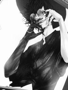 Anime Demon Boy, Dark Anime Guys, M Anime, Cool Anime Guys, Hot Anime Boy, Handsome Anime Guys, Anime Art, Demon Drawings, Tamako Love Story