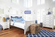 Windsor King Size Timber Bed   Bedshed