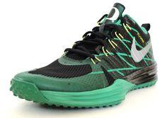 Nike Men's Lunar Tr1 Shoes Week Zero Oregon Ducks 654283 037 Black/Green Size 11…
