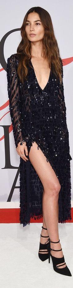 Lily Aldridge – 2015 CFDA Fashion Awards