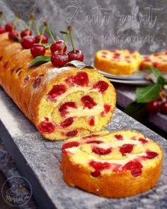 Baking Recipes, Cookie Recipes, Dessert Recipes, Desserts, Jaffa Kuchen, Bosnian Recipes, Torte Recipe, Air Fryer Dinner Recipes, Kolaci I Torte