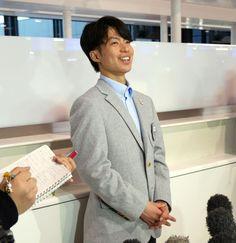 町田が出発 伊藤みどりさんの言葉に共感 - ソチ五輪2014
