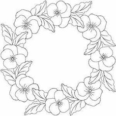 Quilters Flower 10 Smaller Embroidery Design by Anita Goodesign … Quilters Flower 10 Smaller Stickmuster von Anita Goodesign Mehr Embroidery Flowers Pattern, Embroidery Patterns Free, Hand Embroidery Designs, Ribbon Embroidery, Floral Embroidery, Flower Patterns, Embroidery Stitches, Art Patterns, Beginner Embroidery