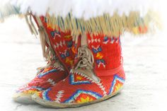 Beaded Shoes | Flickr - Photo Sharing!
