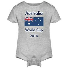 Australia World Cup Onesie