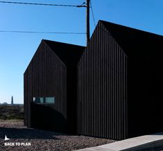 NORD Architecture | shingle house Dungeness