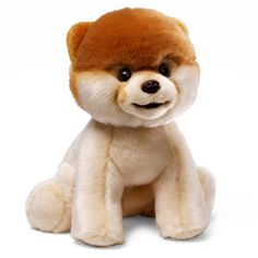 Boo Plush Dog by Gund via sfmoma