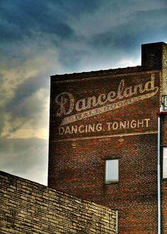 Danceland Ballroom Davenport, Iowa