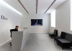Dior Homme occupies extended Haussmann building