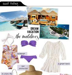 GO on a dream vacation....again!