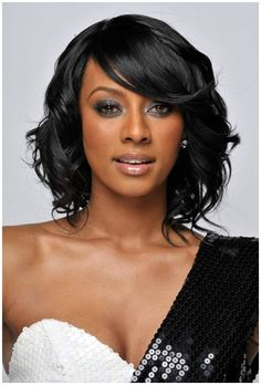 African American Wedding Hairstyles : African American Wedding Hairstyles With Weave