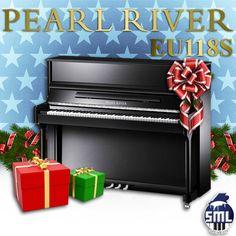 Boa tarde! Pianos verticais Pearl River, encontra no Salão Musical de Lisboa. Veja este piano aqui: http://www.salaomusical.com/pt/pianos-verticais-novos/422-piano-vertical-pearl-river-eu118s-pe-118cm-preto-polido-3-pedais-estudio-classico.html
