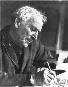 de schilder en de muze 4 Chagall
