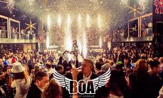 Sneak peak into Bucharest's vibrant nightlife: incredible party in BOA Beat of Angels club