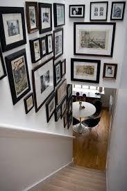 Risultati immagini per stairway photo frame gallery