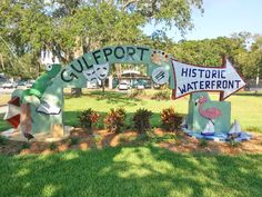 You will never be bored in Gulfport, FL. I promise!