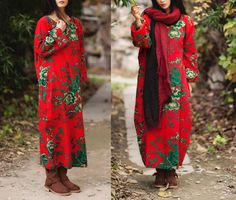 Plus Size Women Maxi Dress from Fashion Lady by DaWanda.com
