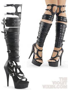 Loving boots